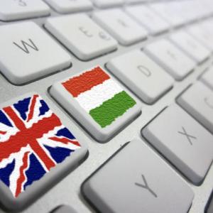 English to Hungarian translation